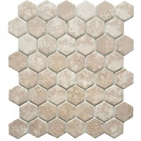 MA101-HX  2 x 2 Hexagon High density recycle glass
