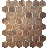 MA108-HX  2 x 2 Hexagon High density recycle glass