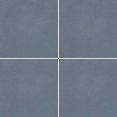 8 x 8 Reverie Blue Decorative Rectified Porcelain tile