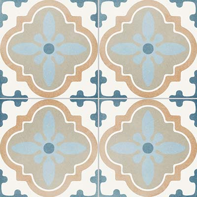 8 x 8 Reverie 10 Decorative Rectified Porcelain tile