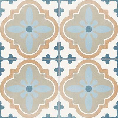 8 x 8 Reverie 10 Decorative Rectified Porcelain tile