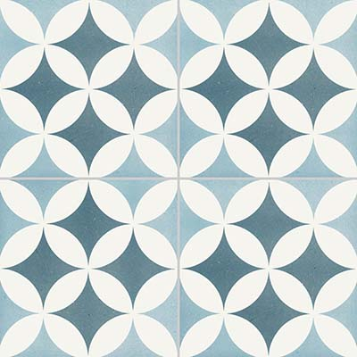 8 x 8 Reverie 12 Decorative Rectified Porcelain tile