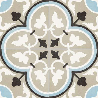 8 x 8 Reverie 7 Decorative Rectified Porcelain tile