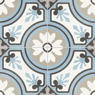 8 x 8 Reverie 8 Decorative Rectified Porcelain tile