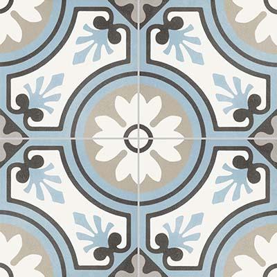 8 x 8 Reverie 8 Decorative Rectified Porcelain tile
