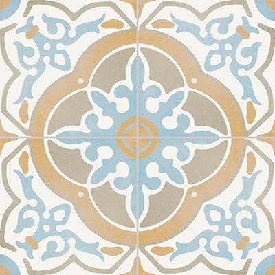 8 x 8 Reverie 9 Decorative Rectified Porcelain tile