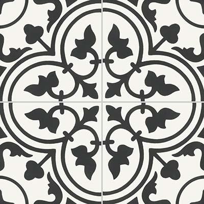 8 x 8 Reverie 1 Decorative Rectified Porcelain tile