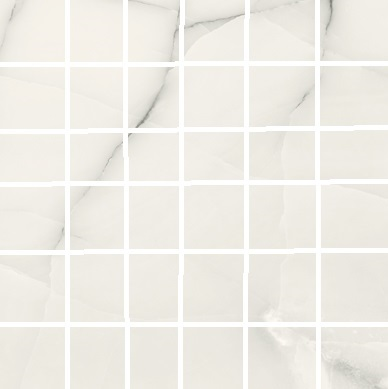 2 X 2 Aral polished porcelain mosaic