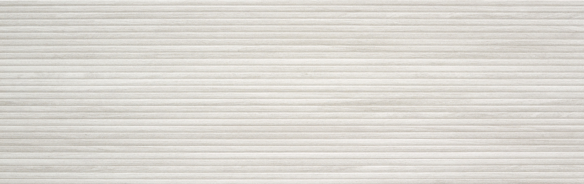12.64  X 40 Linnear White textured Rectified Porcelain Tile