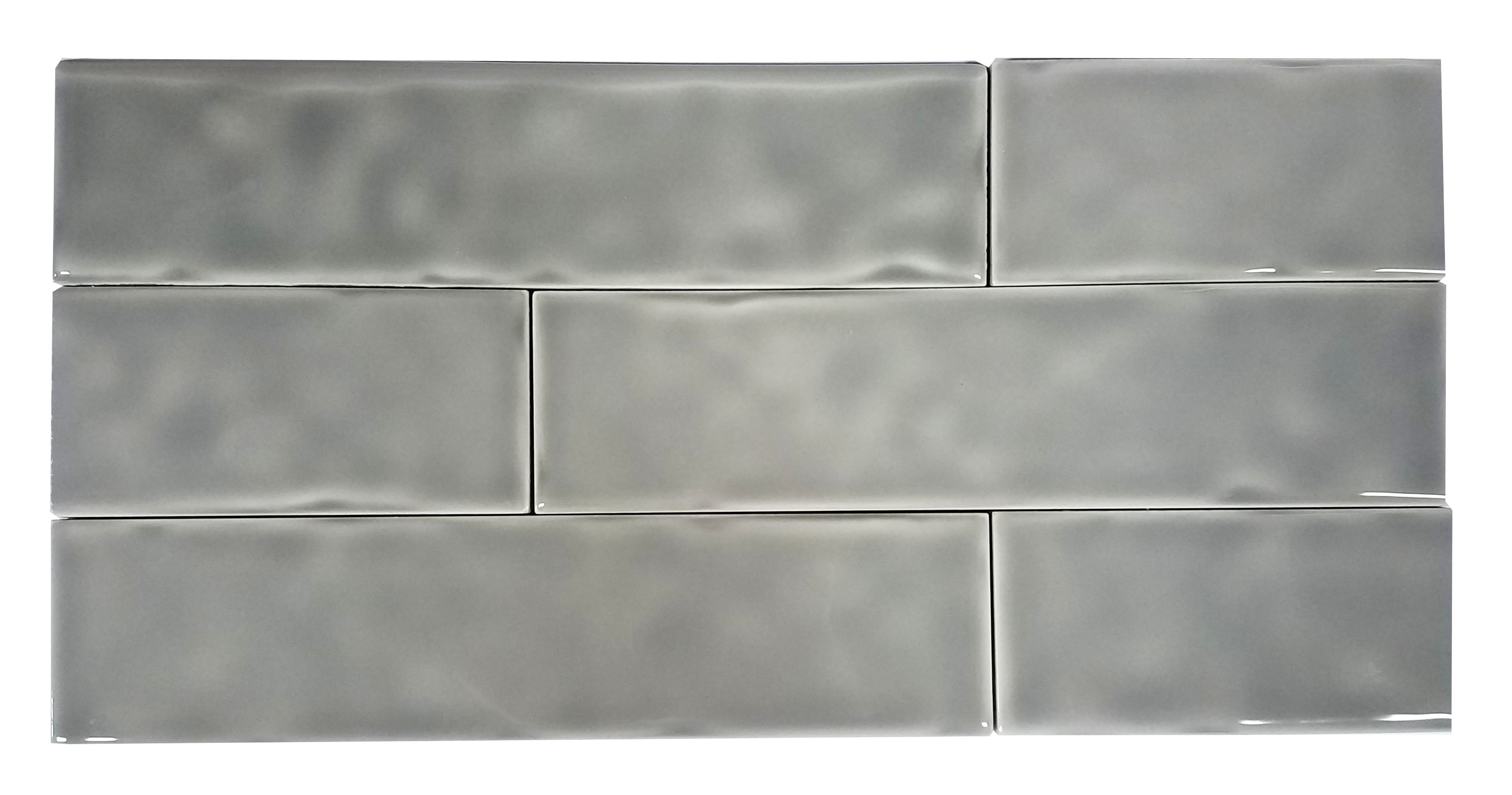 2 x 8 Chelsea Lavagna Ceramic Wall subway