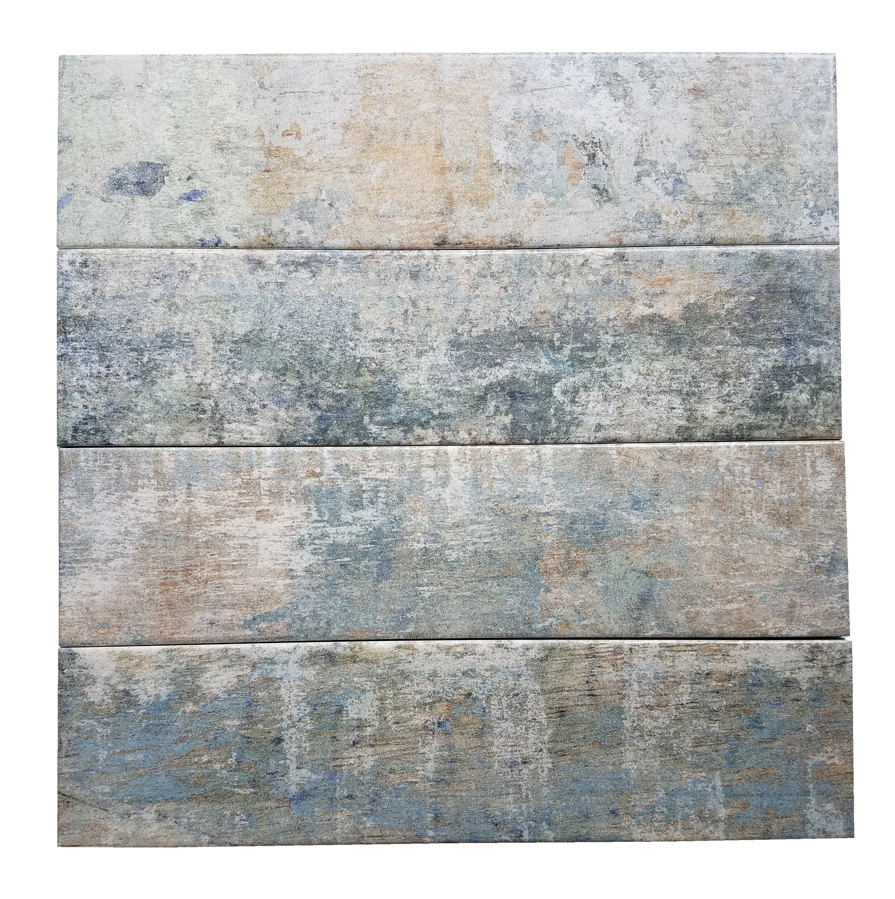 2.7 X 11 KUNI GRASS PORCELAIN TILE SUBWAY