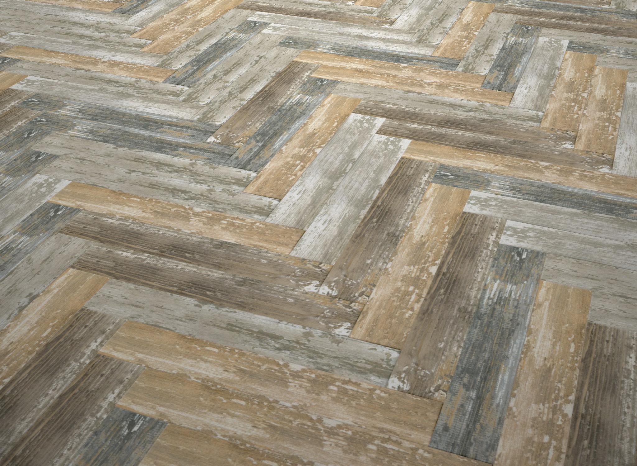 4 x 24 Backwood Porcelain tile