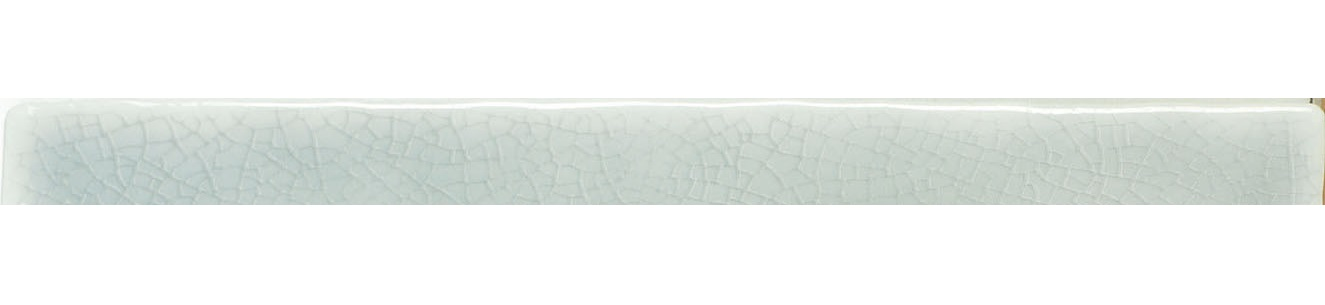 0.5 x 12 Vitral Aqua Jolly Bullnose