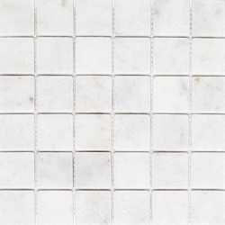 2 x 2 Montclair Blanco Porcelain Mosaic