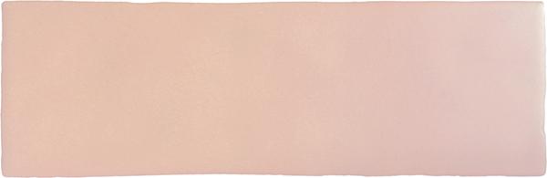 2.6 x 8 Borgo pink matte Subway Porcelain Tile