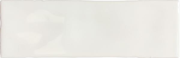 2.6 x 8 Borgo white glossy Subway Porcelain Tile
