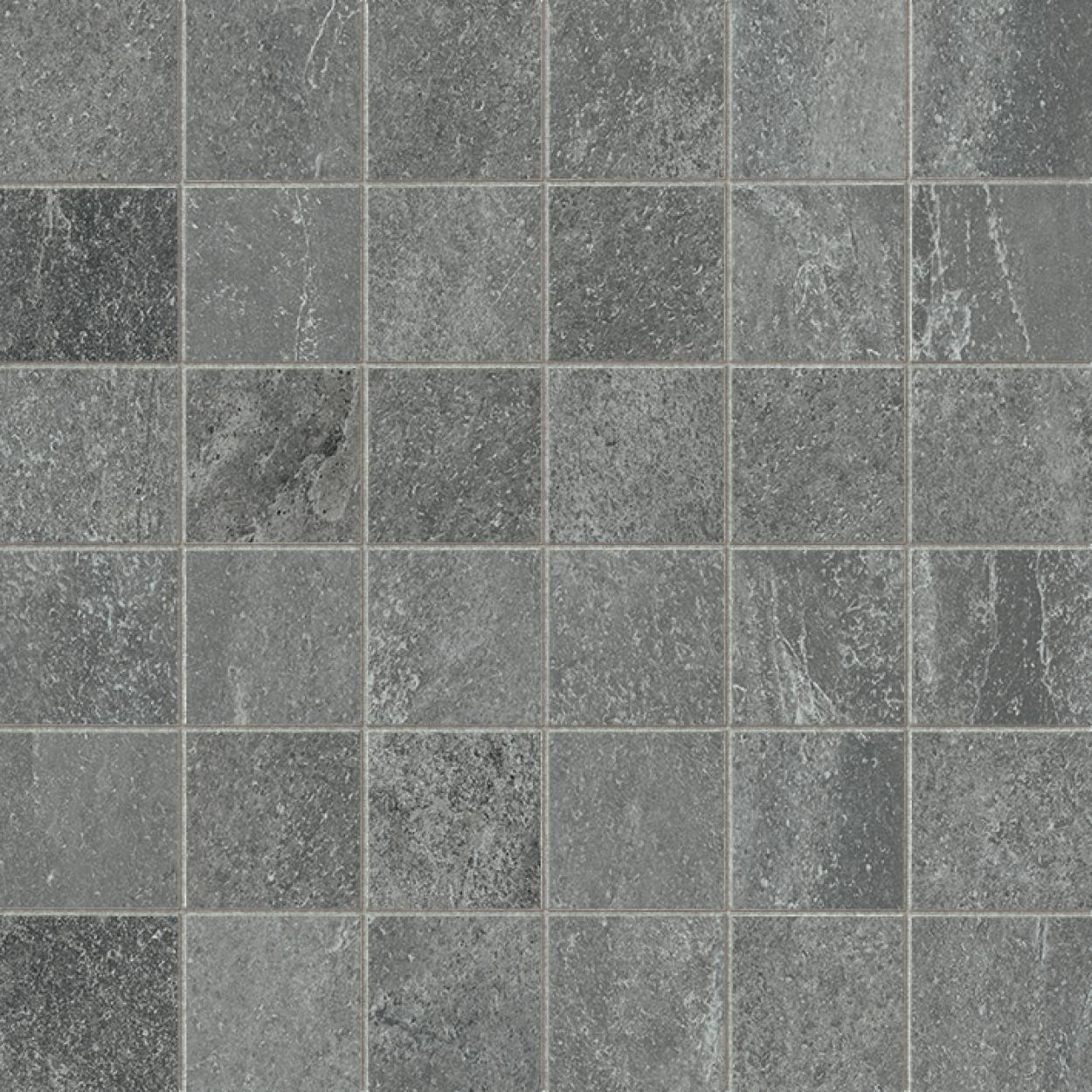 2 x 2 Board Graphite mosaic