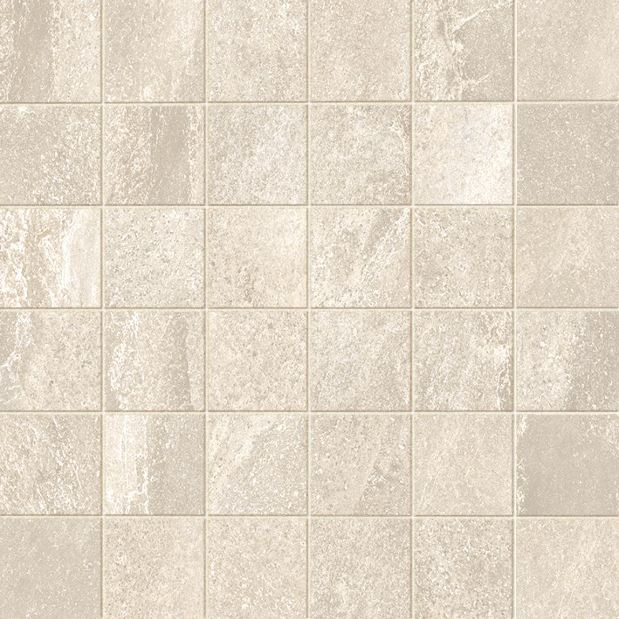 2 x 2 Board Paper mosaic
