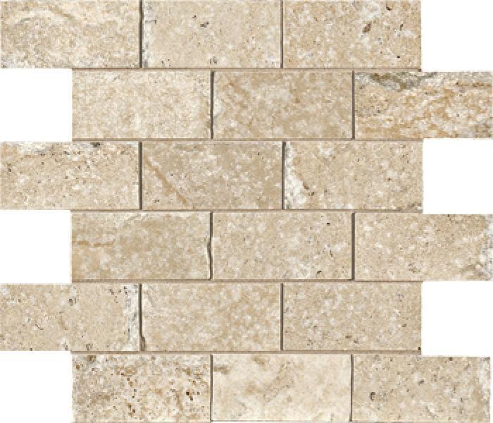 2 x 4  Dordogne Ivoire brick