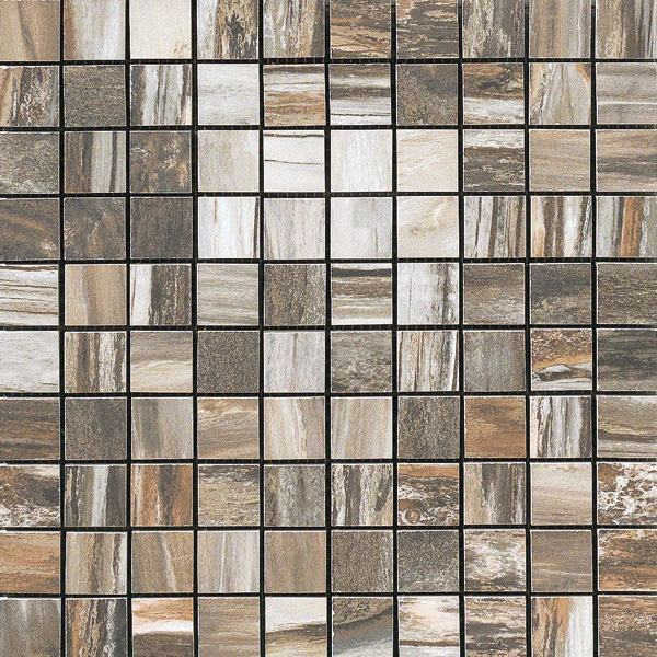 1 x 1 Timeless Fossil Natural mosaic