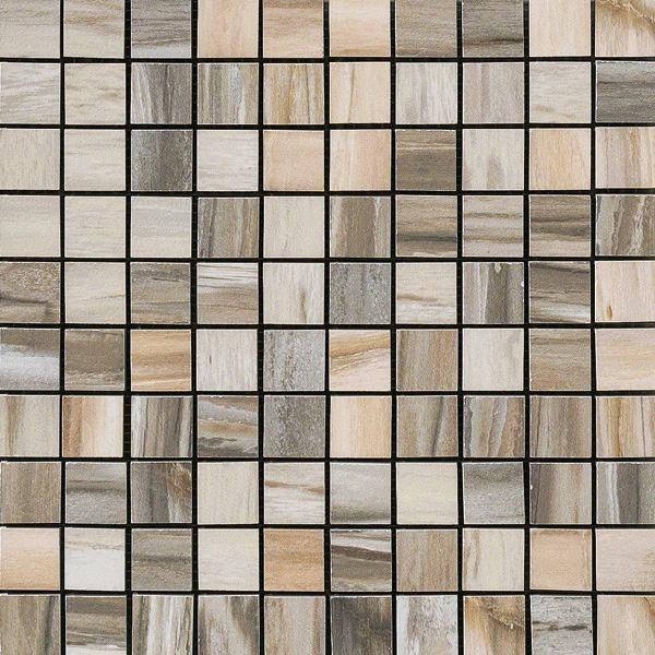 1 x 1 Timeless Horn Natural mosaic