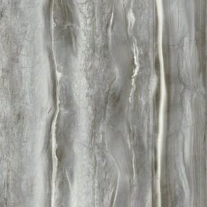 12 x 36 Bellagio Silver Rect. Glazed Ceramic Wall