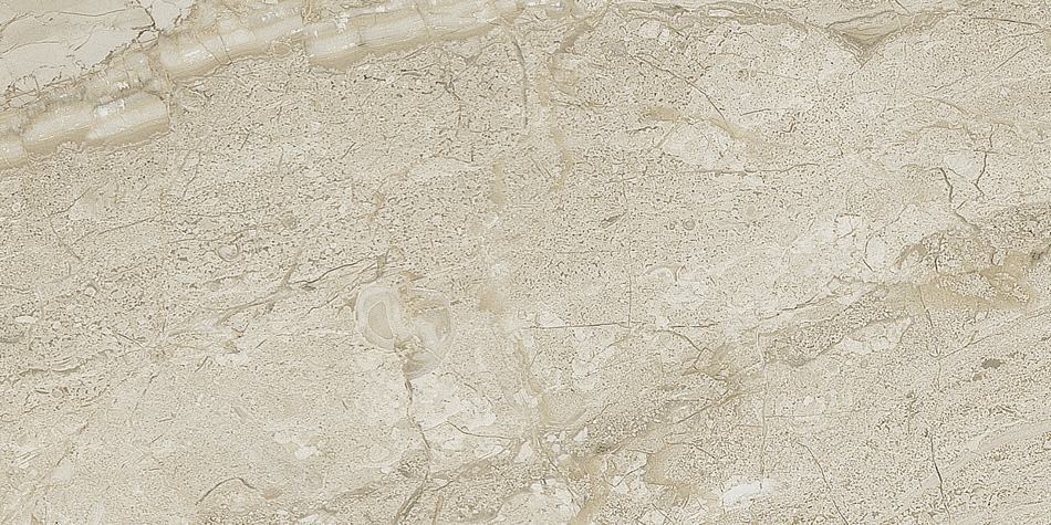 12 x 36 Daino Beige Glazed Ceramic Wall Rect.