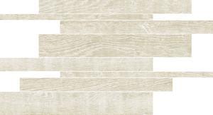 12 x 16 Eternal Wood White Loseta