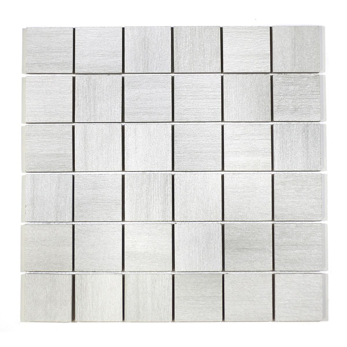 2 x 2 Muted Cotton mosaic
