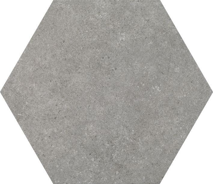 10 x 10 Traffic Grey Hex