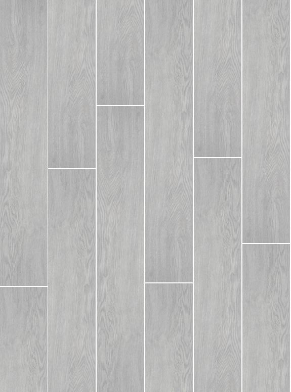 8 x 48 Candlewood Gris Polished Wood Look Rectified Porcelain Tile