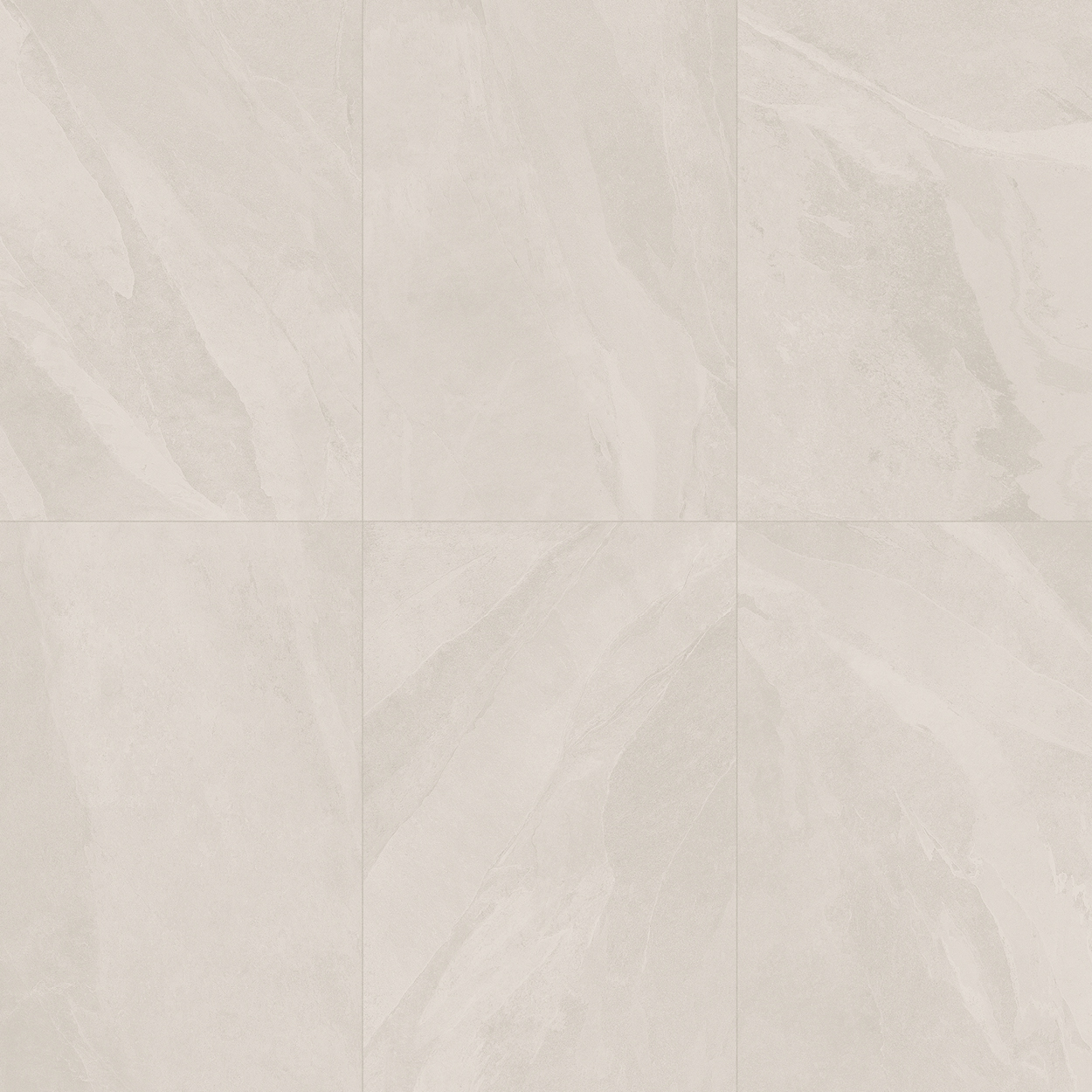 24 x 48 Brazilian Slate Oxford white Rectified Porcelain tile